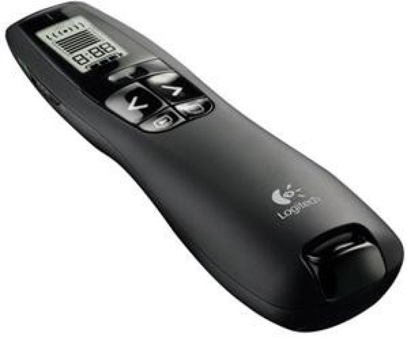 Logitech R800 Laser Presenter(Black)
