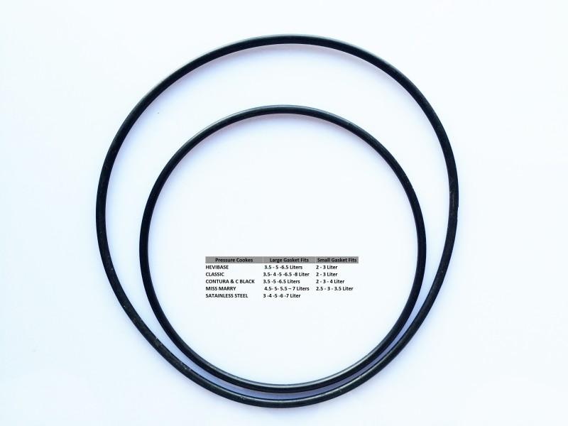 Milestouch Exim STA 006 18 mm Pressure Cooker Gasket