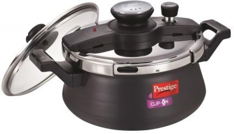Prestige clip-on handi 5 L Pressure Cooker