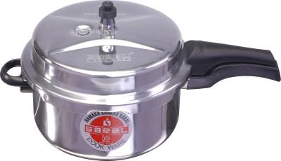 Saral-FS00000164-Aluminium-5-L-Pressure-Cooker-(Outer-Lid)