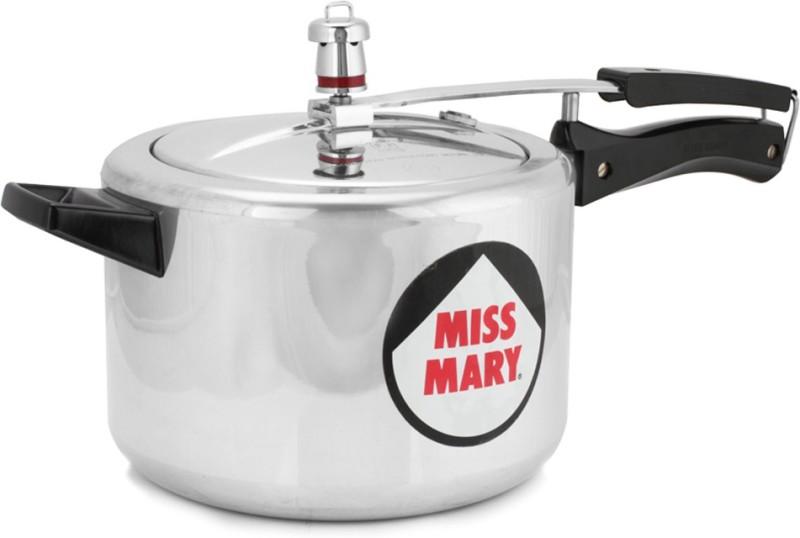 Hawkins Miss Mary 5 L Pressure Cooker(Aluminium)