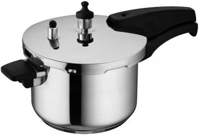 Wonderchef Secura 4 Stainless Steel 5 L Pressure Cooker(Stainless Steel)