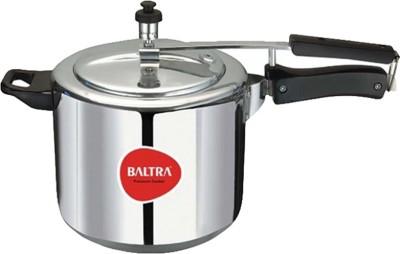 Baltra Stella Aluminium 5 L Pressure Cooker (Inner Lid)