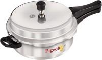 Pigeon Aluminium Pressure Pan Senior with Lid 6 L Pressure Cooker