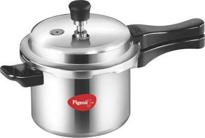 Pigeon Favourite Induction Base 5 L Pressure Cooker(Induction Bottom, Aluminium)