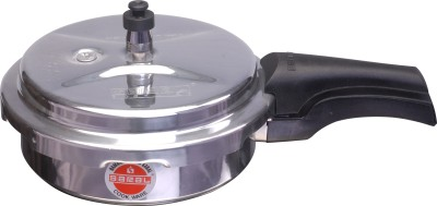 Saral FS00000161 Aluminium 3 L Pressure Cooker (Outer Lid)