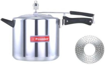 Premier Aluminium 3 L Pressure Cooker (Induction Bottom, Inner Lid)