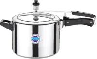 Amul Delux Inner Lid 5 Ltr Aluminium Pressure Cooker 5 L Pressure Cooker