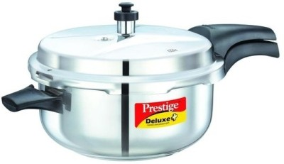 Prestige 5 L Pressure Pan(Induction Bottom, Stainless Steel)