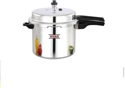 Moksh Aluminium 7.5 L Pressure Cooker