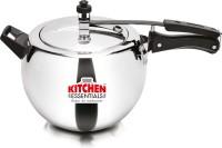 Kitchen Essentials 6.5 L Pressure Cooker(Induction Bottom, Aluminium) Flipkart