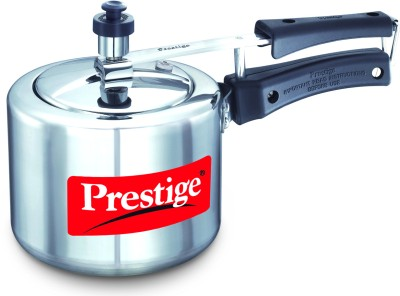Prestige Nakshatra Plus 3 L Pressure Cooker(Induction Bottom, Aluminium)