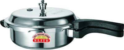 Elite Outer Lid Jr. Pressurette 3 L Pressure Pan(Aluminium)