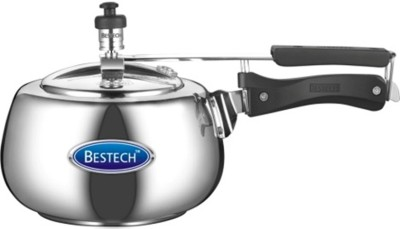 Bestech 3 L Pressure Cooker(Induction Bottom, Aluminium)