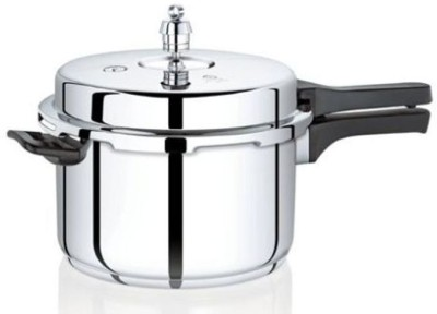 Premier Stainless Steel 5 L Pressure Cooker (Induction Bottom, Outer Lid)