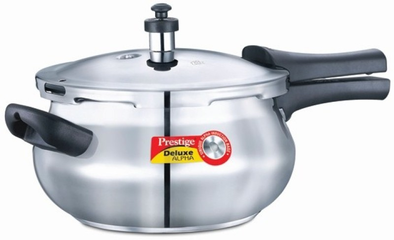 Prestige Delux Alpha SS 4.4 L Pressure Cooker