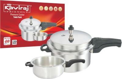 Kaviraj 3 L Pressure Cooker