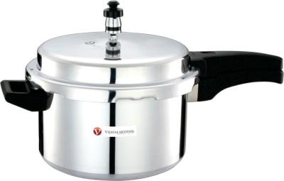 Vijayalakshmi LTR07 Aluminium 7.5 L Pressure Cooker (Outer Lid)