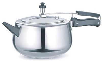 Surya Aluminium Power Matki 3.5 L Pressure Cooker (Inner Lid)