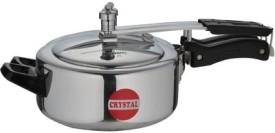 Crystal C3W IB Aluminium 3 L Pressure Cooker