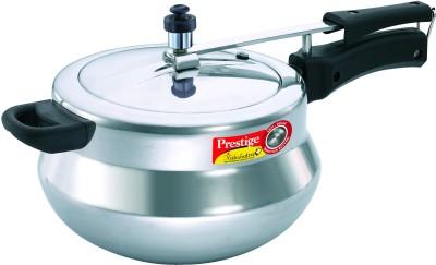 Prestige Induction Starter Pack Nakshta Plus Pressure Handi 5 L(Induction Bottom, Aluminium)
