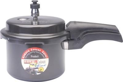 Saral-FS00000067-Aluminium-3-L-Pressure-Cooker-(Outer-Lid)