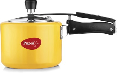 Pigeon 3 L Pressure Cooker(Induction Bottom, Aluminium)