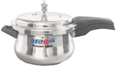 Magik REGULAR HANDI OUTER 3.5 LTR. 3.5 L Pressure Cooker