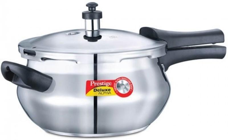 Prestige SS ALPHA 3.3 MINI HANDI 3.3 L Pressure Cooker