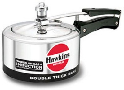 Hawkins Hevibase 2 L Pressure Cooker(Induction Bottom, Aluminium)