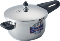 Neelam Stainless Steel Pressure Cooker 5.5ltrs 5.5 L Pressure Cooker