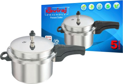 Kaviraj 5 L Pressure Cooker