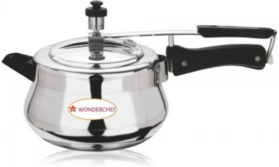 Wonderchef Ultima 5.5 L Pressure Cooker(Induction Bottom, Aluminium)