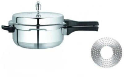 Premier 3.5 L Pressure Pan(Induction Bottom, Aluminium)