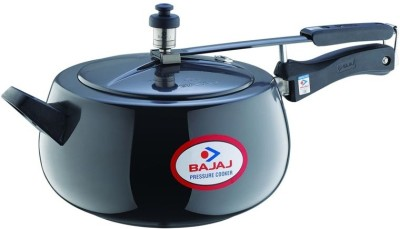 Bajaj Handi Anodized Induction Base PCX 65HD 5 L Pressure Cooker