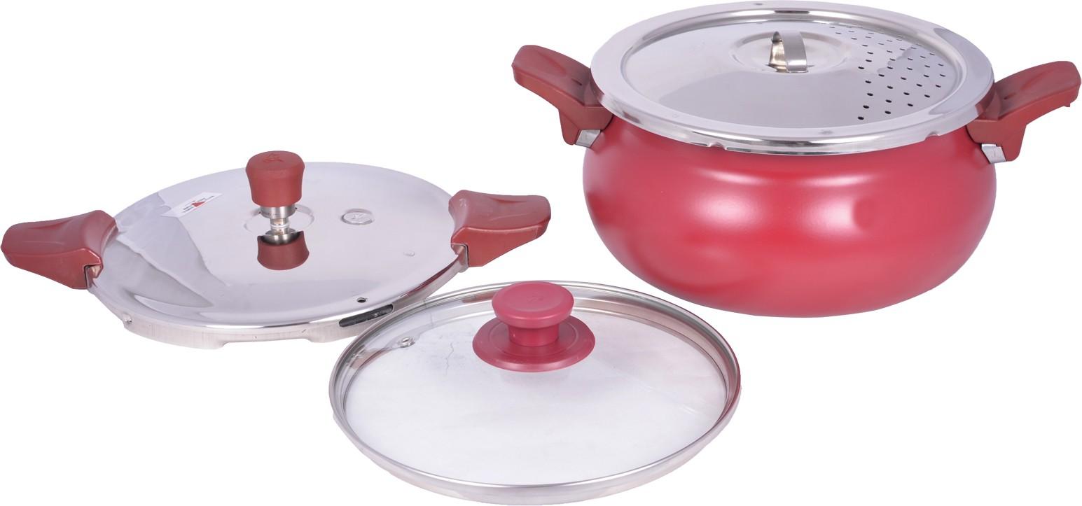 Pigeon All In One Super Cooker 5 L Pressure Cooker Flipkart
