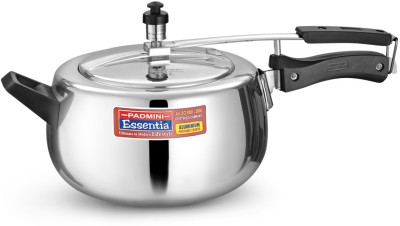 Padmini PPC5 Bold 5 L Pressure Cooker (Induction Bottom,Inner Lid)