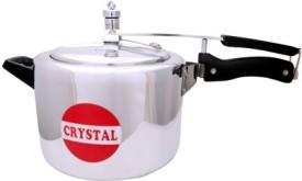 Crystal C5 Aluminium 5 L Pressure Cooker