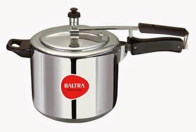 Baltra Stella Aluminium 3 L Pressure Cooker (Induction Bottom, Inner Lid)