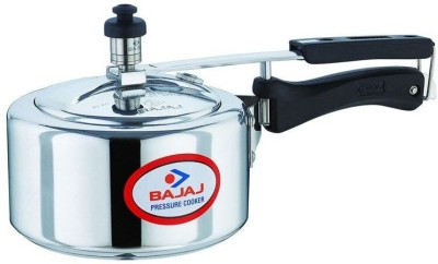 Bajaj 2 L Pressure Cooker(Induction Bottom, Aluminium)