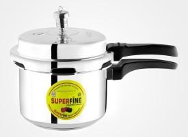 Superfine Platinum 3 L Pressure Cooker (Outer Lid)
