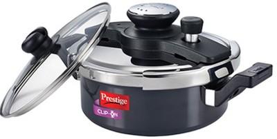 Prestige Hard Anodized 3 L Pressure Cooker (Induction Bottom,Outer Lid)