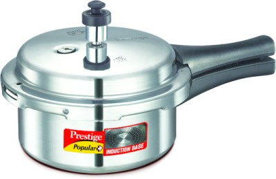 Prestige 2 L Pressure Cooker(Induction Bottom, Aluminium)