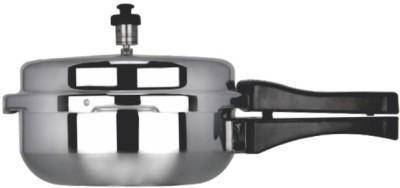Sumeet Alumina 2.5 L Pressure Cooker(Aluminium)