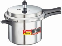 Prestige Popular Plus 5 L Pressure Cooker(Induction Bottom, Aluminium)