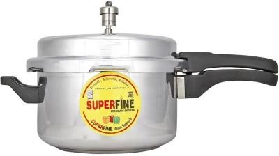Superfine 3LTPC01 Aluminium 3 L Pressure Cooker (Inner Lid)