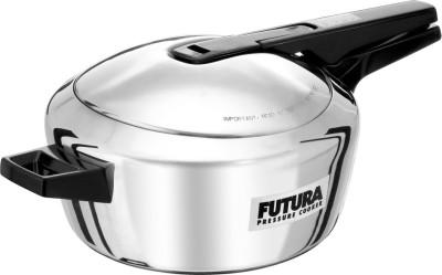 Hawkins Futura Stainless Steel 4 L Pressure Cooker