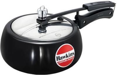 Hawkins Contura Black 3.5 L Pressure Coo...