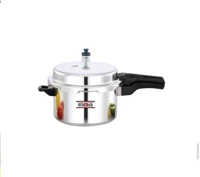 Moksh Cooker Ind Aluminium 5 L Pressure Cooker