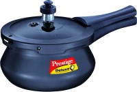 Prestige Deluxe Plus Hard Annodised Pressure Handi 2 L Pressure Cooker(Induction Bottom, Aluminium)